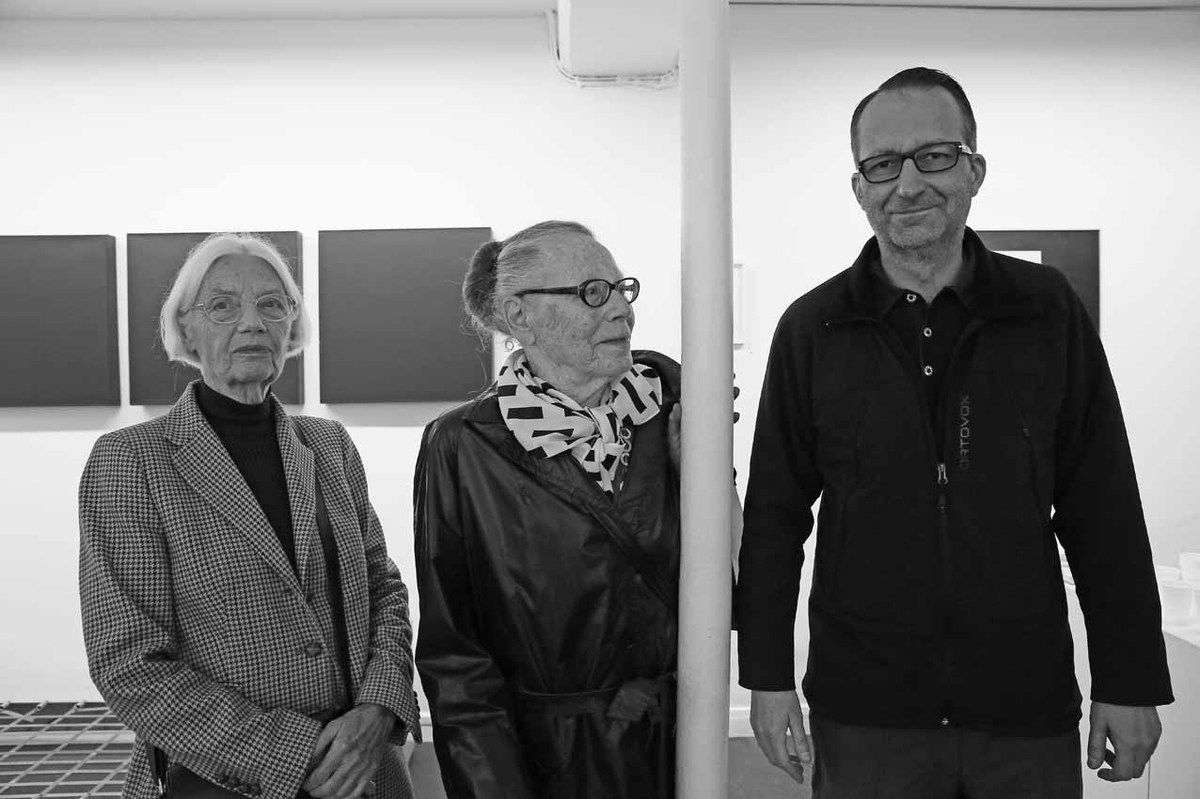 Ode Bertrand, Vera Molnar, Jean Brault