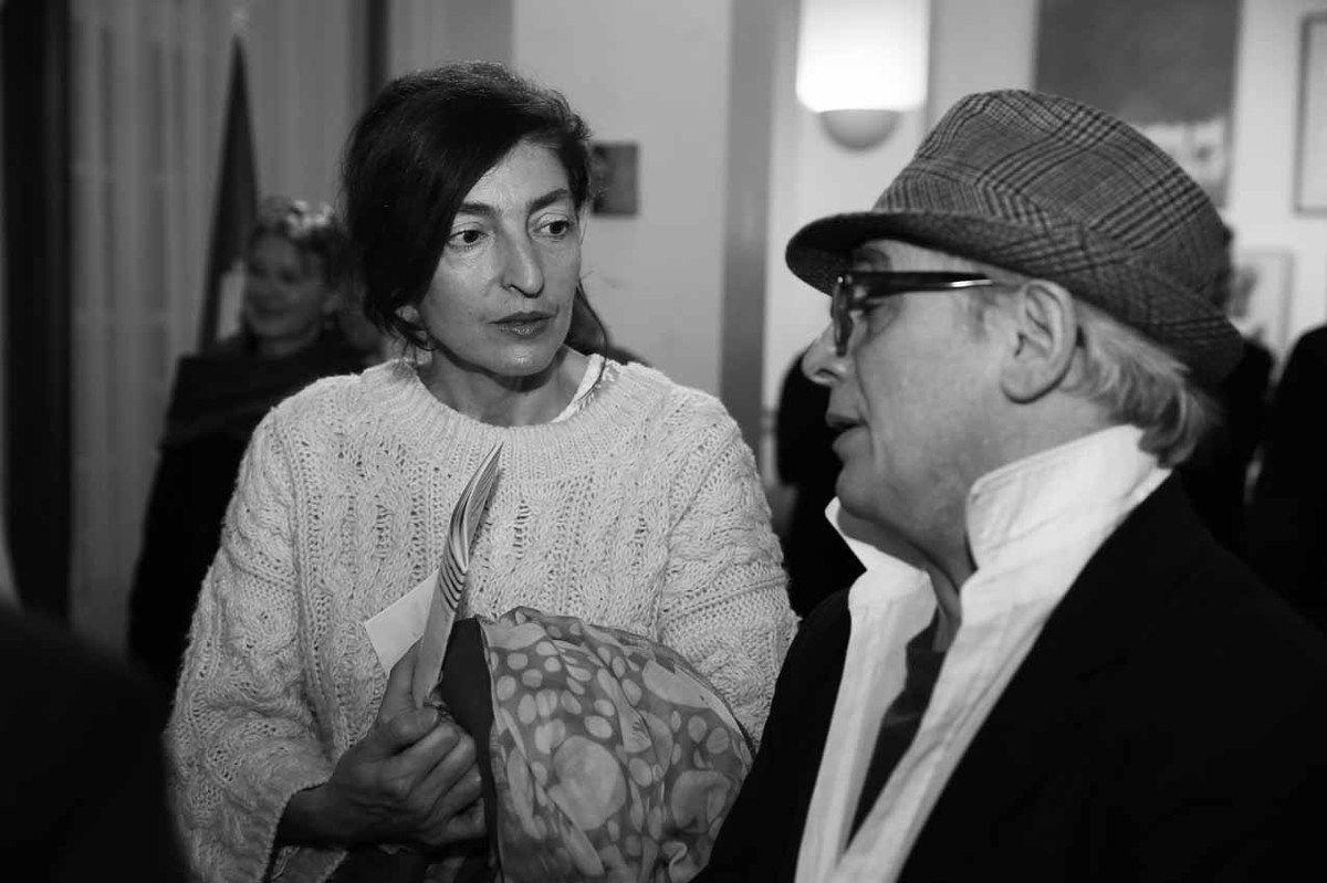 Alexandra Verga, Ricardo Mosner