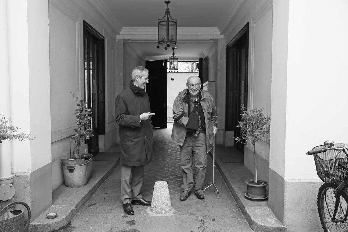 Philippe Marin, Hervé Télémaque