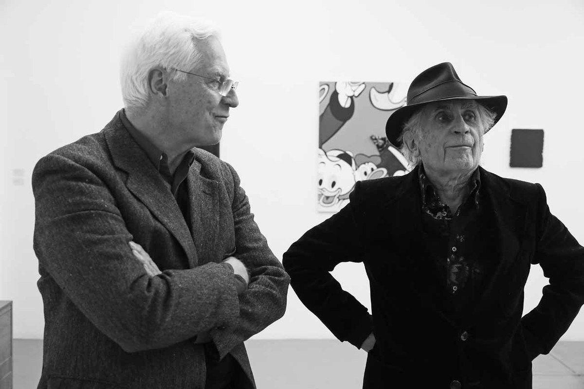 Jean Brolly, Bernard Rancillac