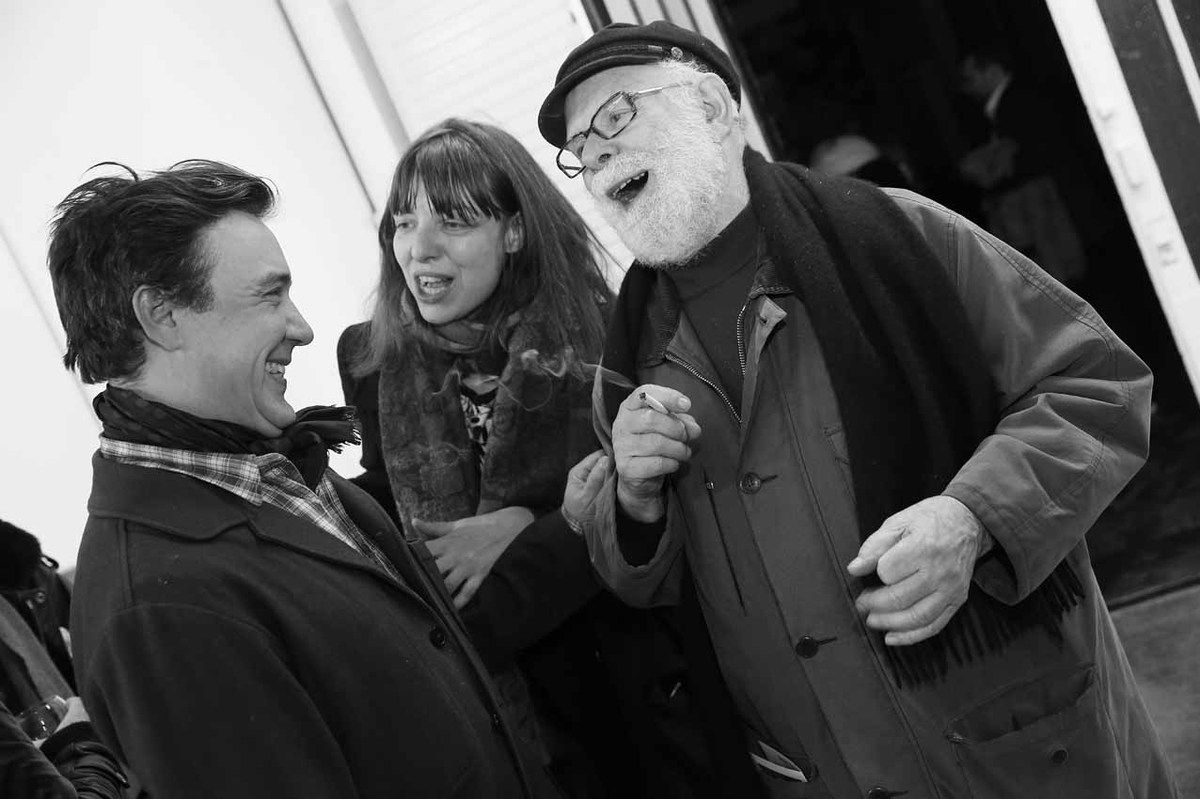 Renaud Faroux, Aurélie de La Cadière, Gérard Guyomard