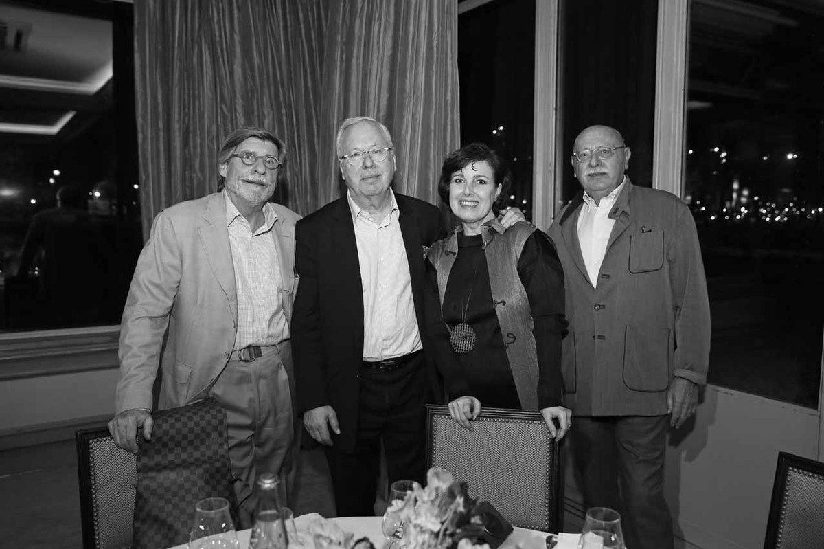 Michel Malric, Michel Chast, Michèle Chast, Bernard Montaner