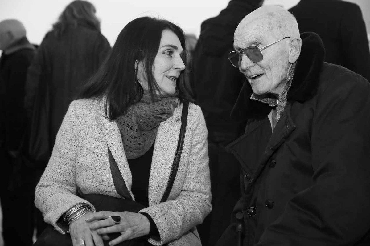 Nathalie Bounoure, Jacques Monory