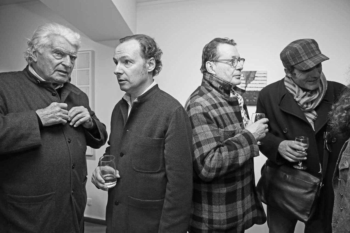 Noël Simoneau, Guy de Malherbe, Philippe Garel, Jörg Langhans