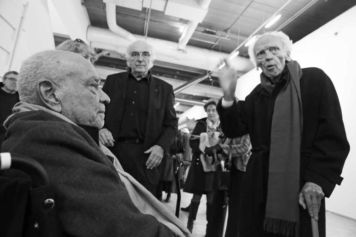 Hervé Télémaque, Noël Pasquier, Alain Jouffroy