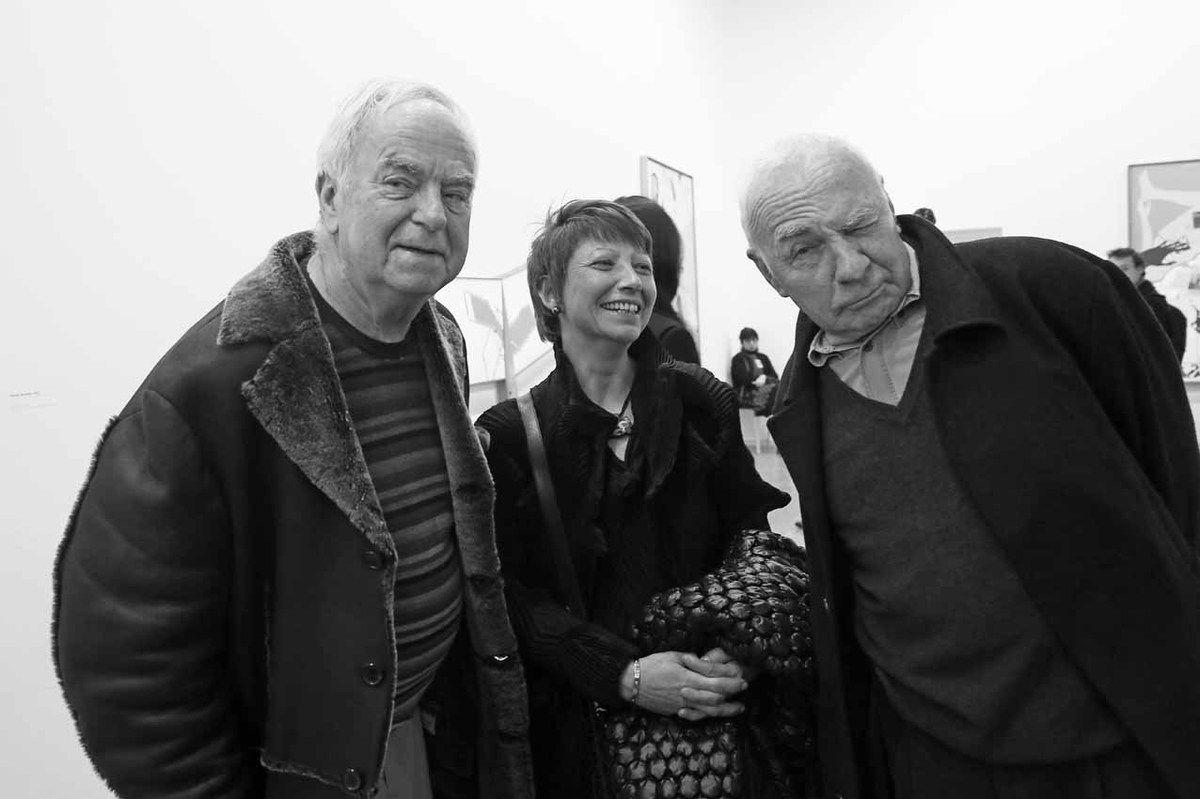 Gérard Schlosser, Pearl Huart, André Morain