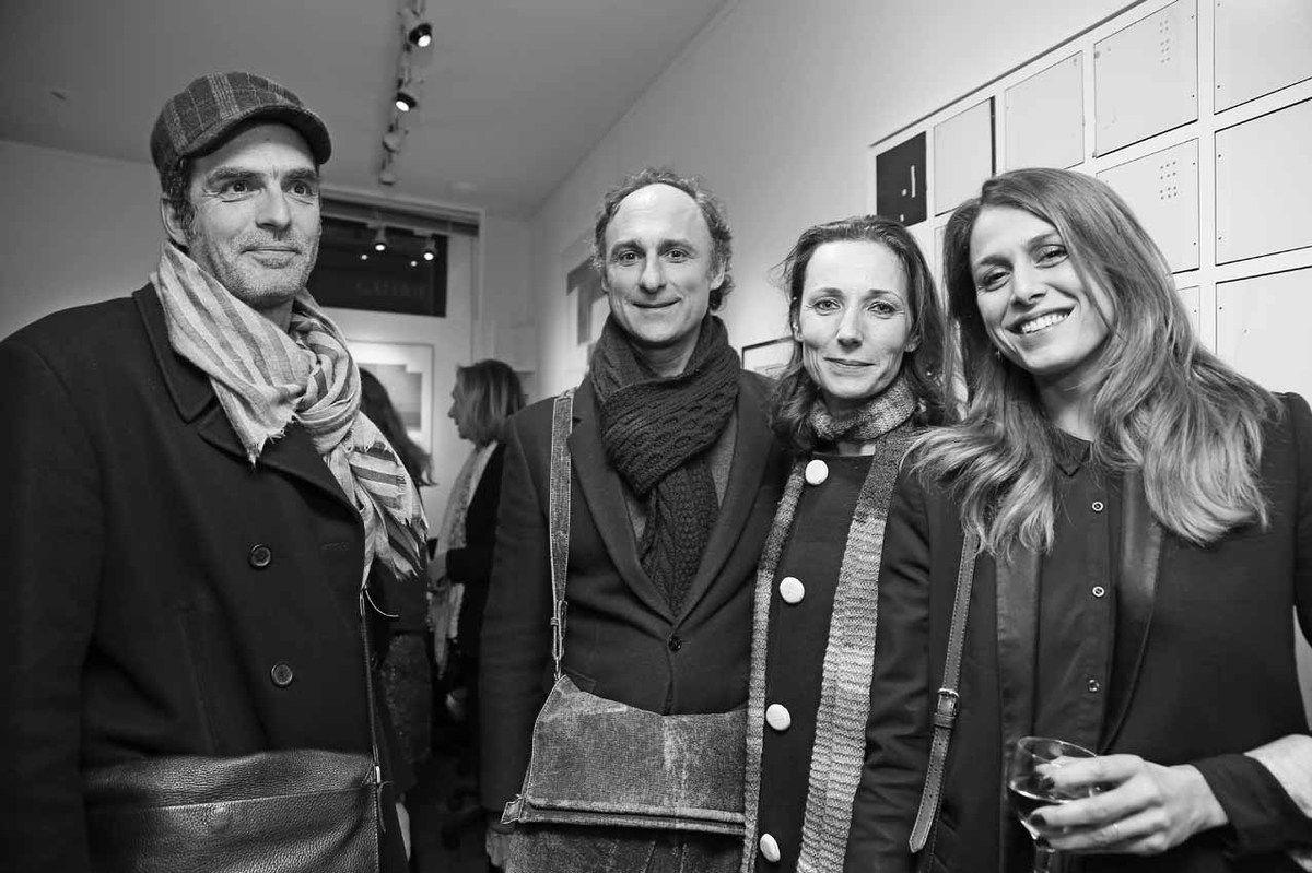 Jörg Langhans, Jeff Kowatch, Winnie Kowatch, Sarah Le Guern