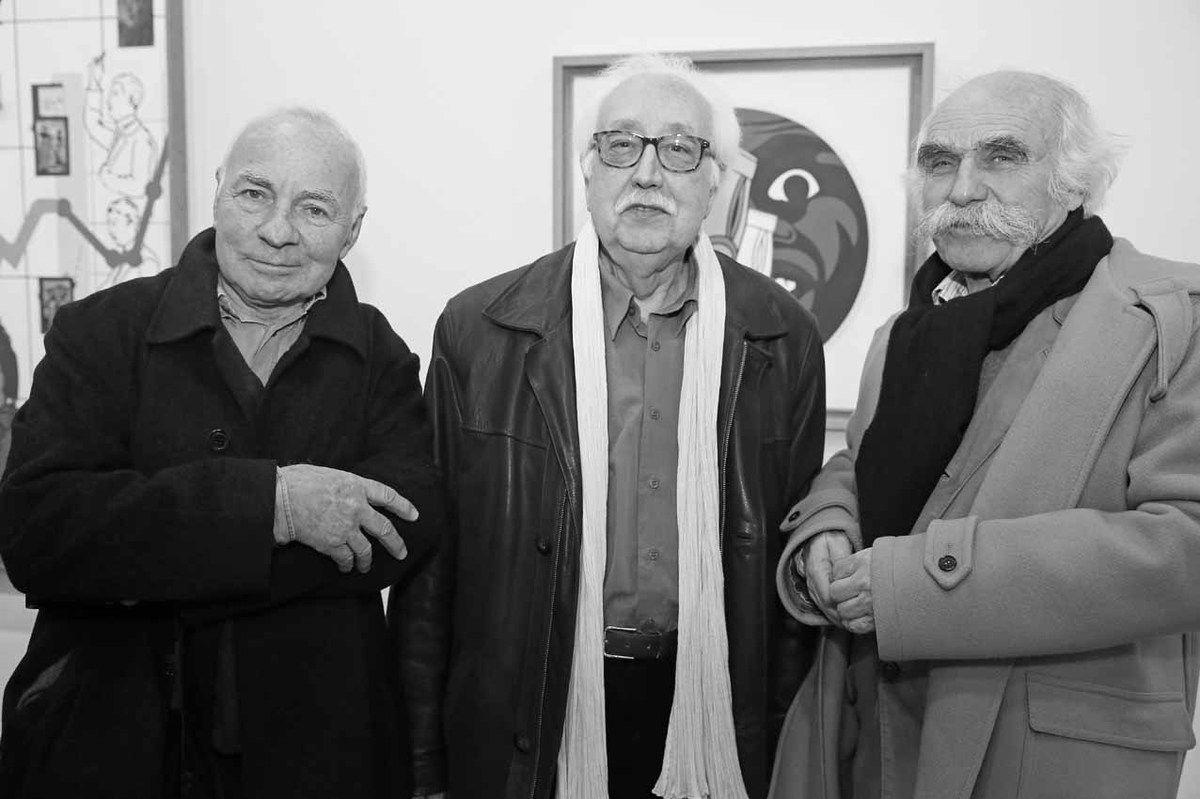 André Morain, Joan Rabascall, Adam Rzepka