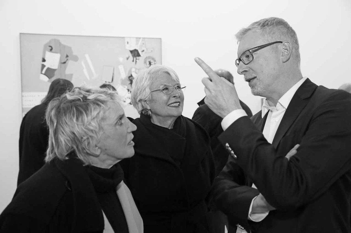 Inconnue, Françoise Billarant, Christian Briend