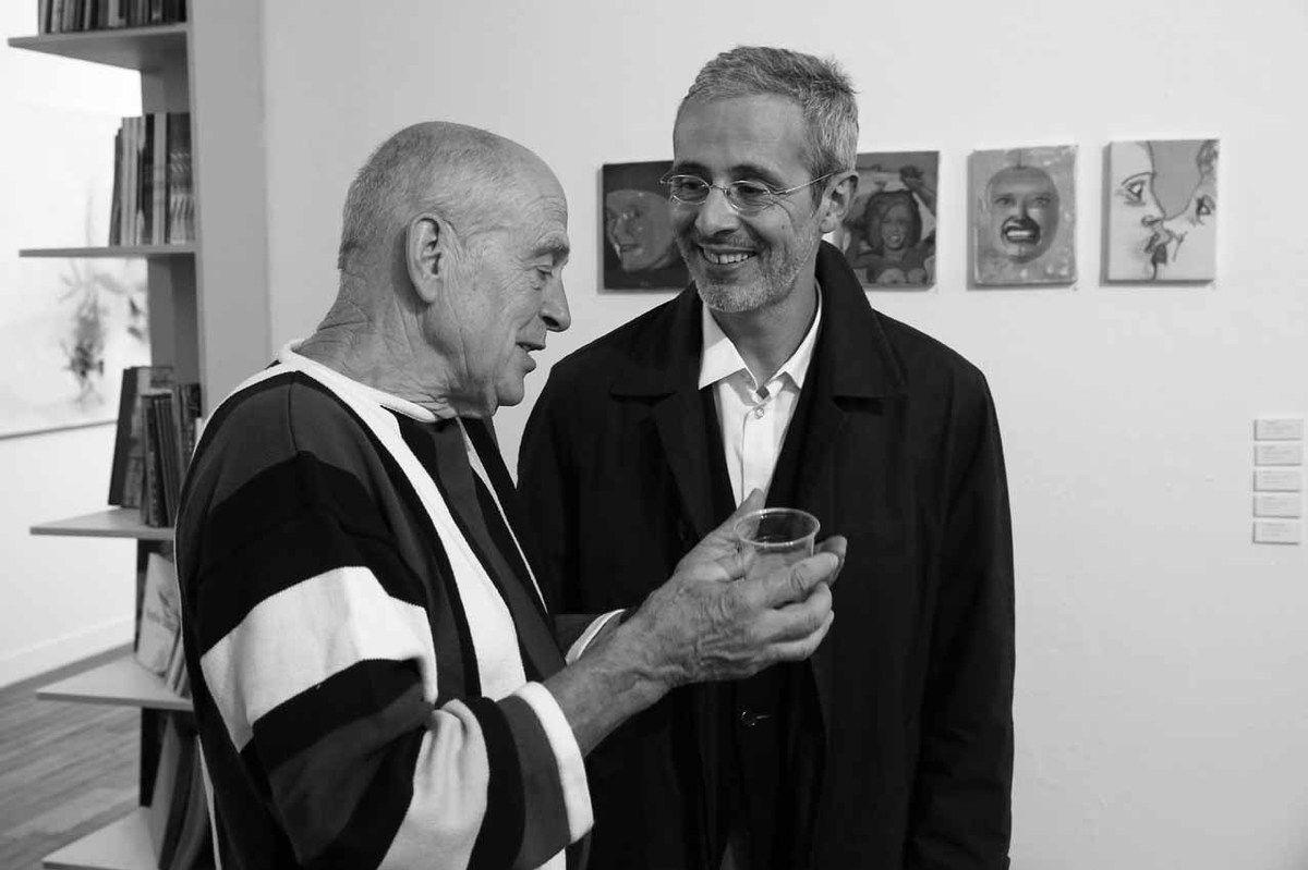 Pat Andrea, Philippe Marin