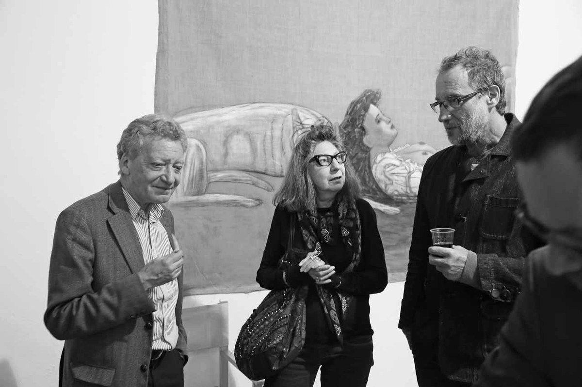 Yves Kobry, Joanna Flatau, Pancho Quilici