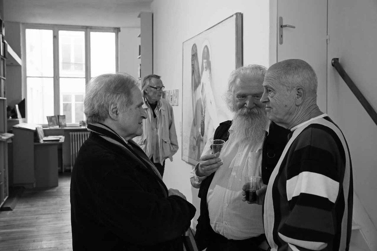 Inconnu, Hans Bouman, Inconnu, Pat Andrea