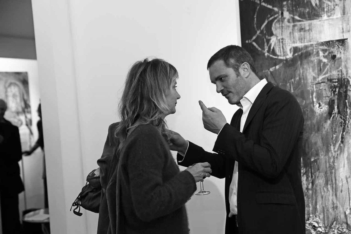 Julie Ferrier, Raynald Driez