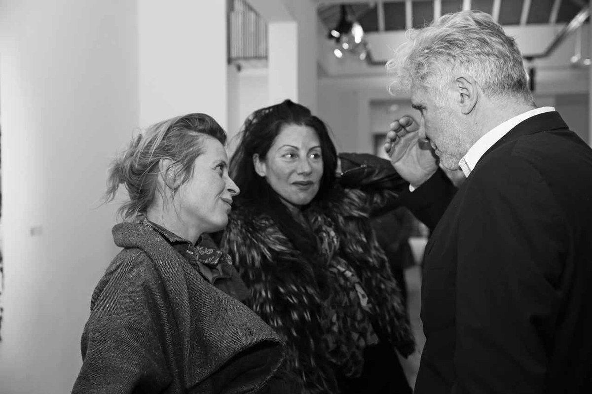 Katia Siebert, Daphnée Raffini, Patrice Valota