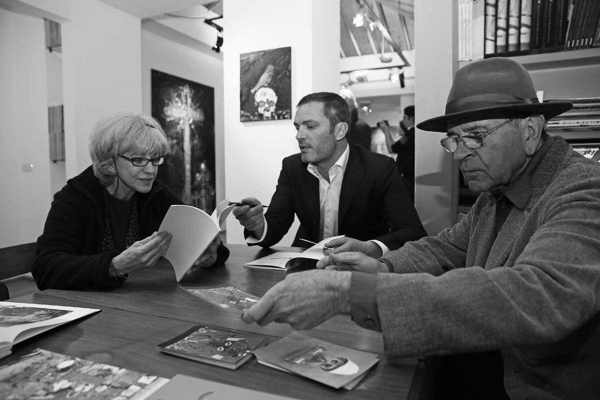 Tita Reut, Raynald Driez, Jean-Michel Marchais