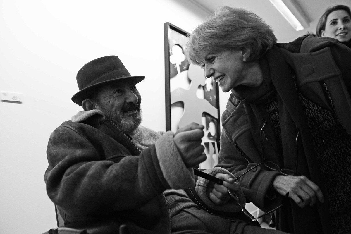 Claude Gilli, Tita Reut