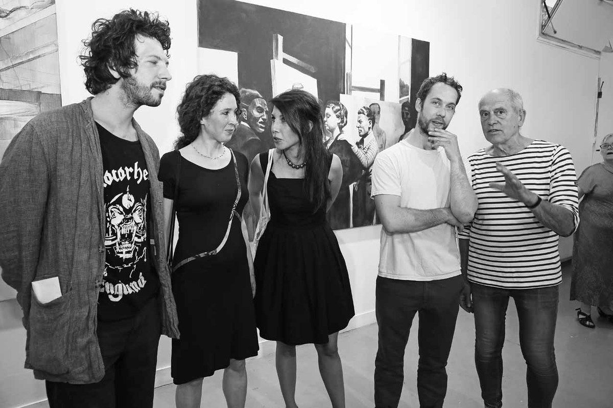 Orsten Groom, Sara Fratini, Giulia Andreani, Julien des Montiers, Pat Andrea