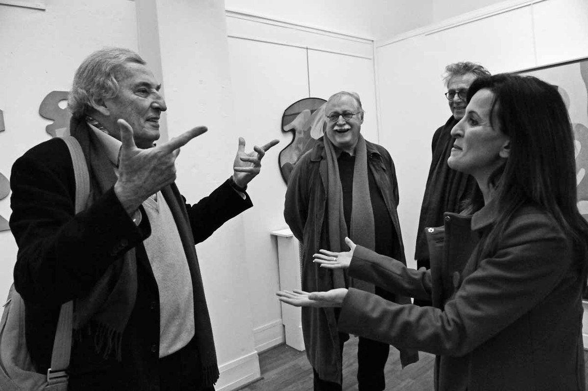 Guy de Rougemont, Inconnu, Lucio Fanti, Sabine Bayasli