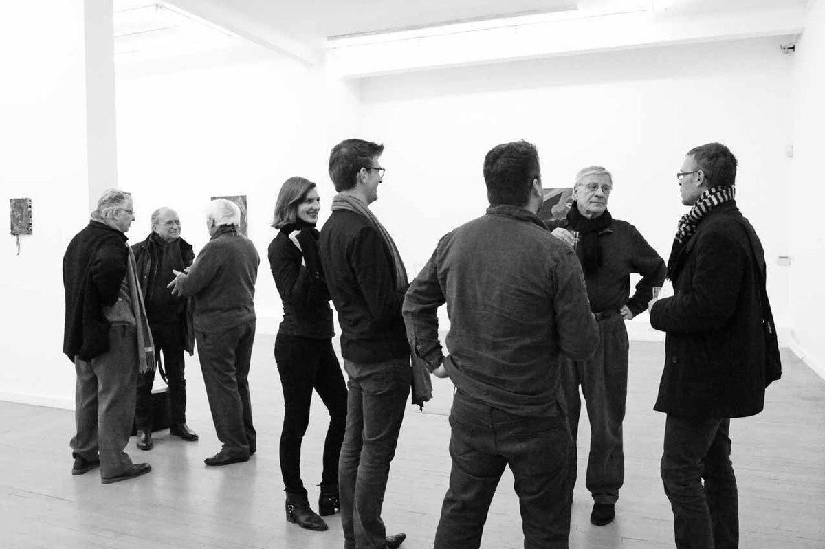 Jean-Michel Meurice, Inconnu, Bernard Ceysson, Sadie Laska, Loïc Garrier, Wallace Whitney, Louis Cane, Rémy Jacquier