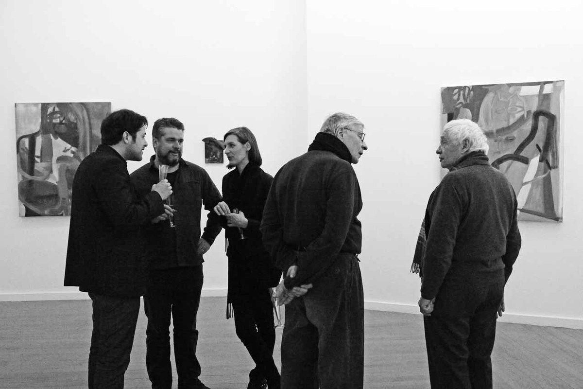 Loïc Bénétière, Wallace Whitney, Sadie Laska, Louis Cane, Bernard Ceysson