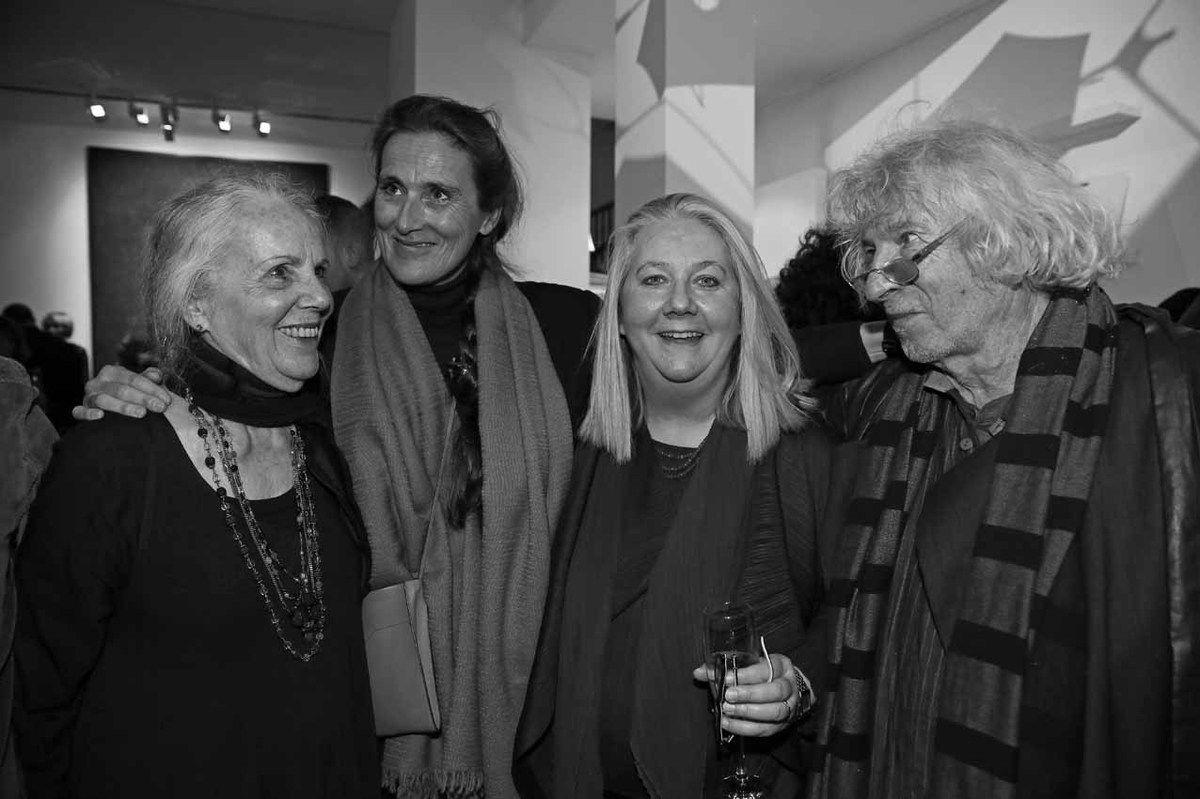 Muriel Jaeger, Fabienne Verdier, Véronique Jaeger, Jean-Paul Philippe