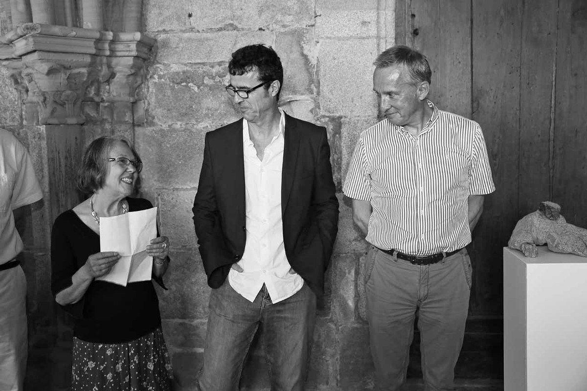 Paule-Marie Duquesnoy, Denis Monfleur, Bernard Combes