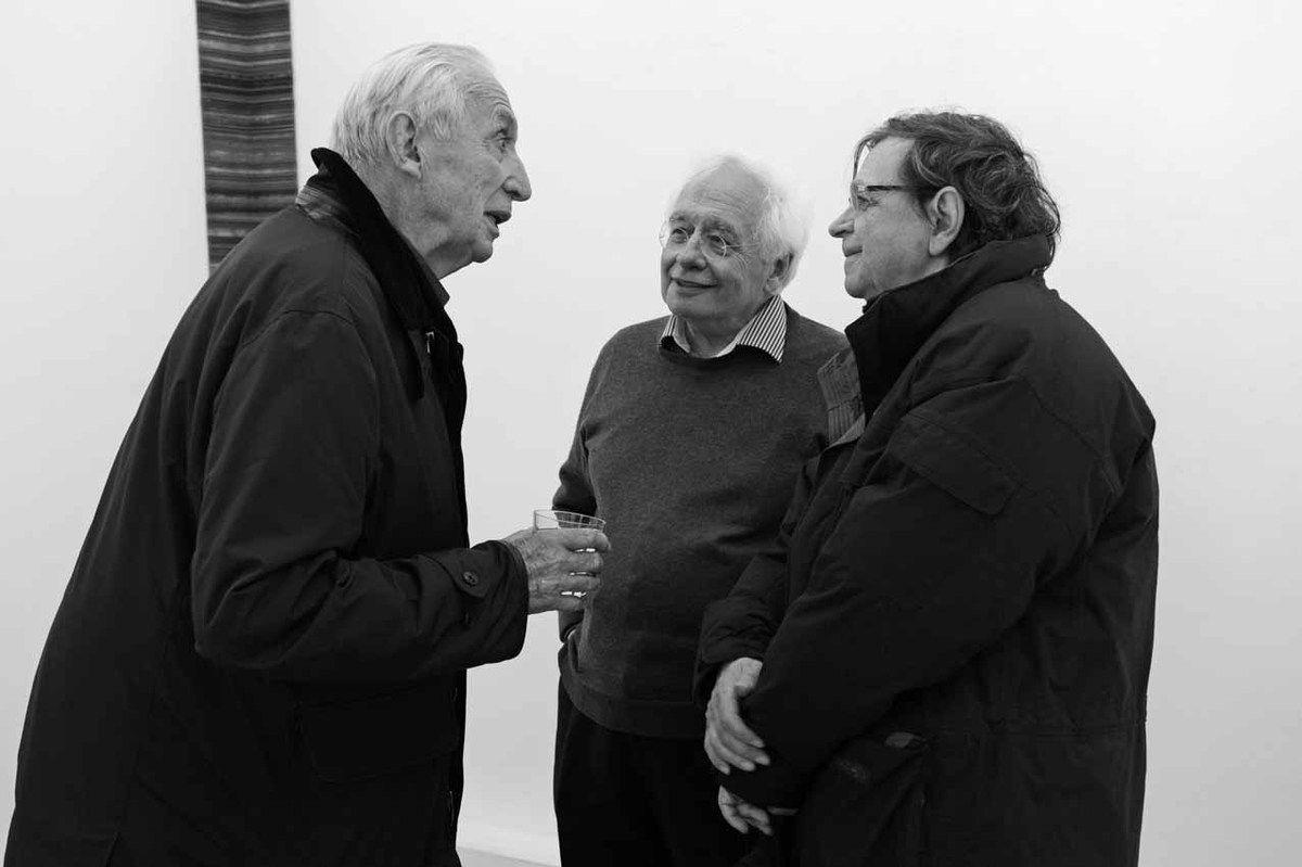Pierre Soulages, Bernard Ceysson, Pierre Encrevé