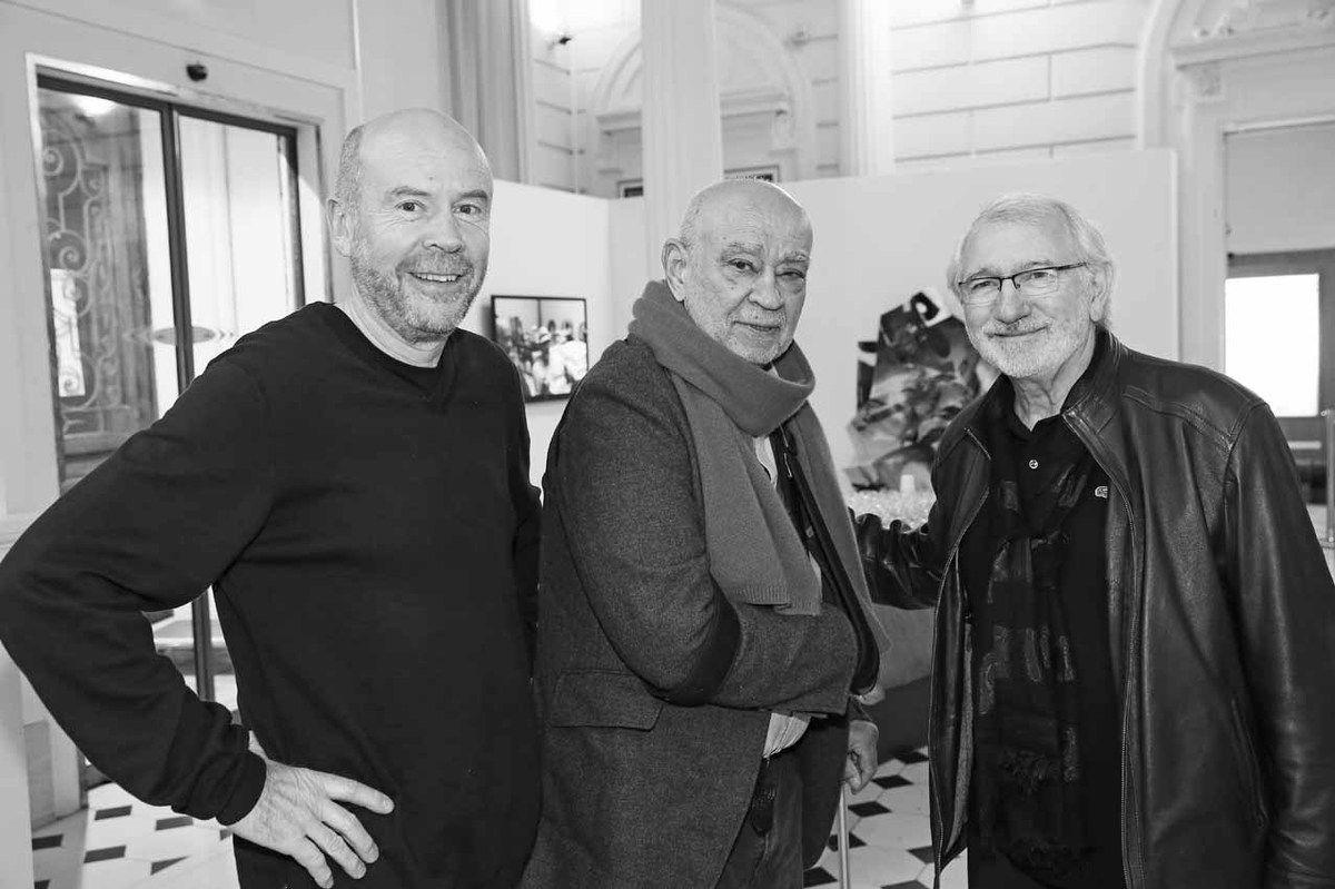 Michel Natier, Hervé Télémaque, Philippe Piguet