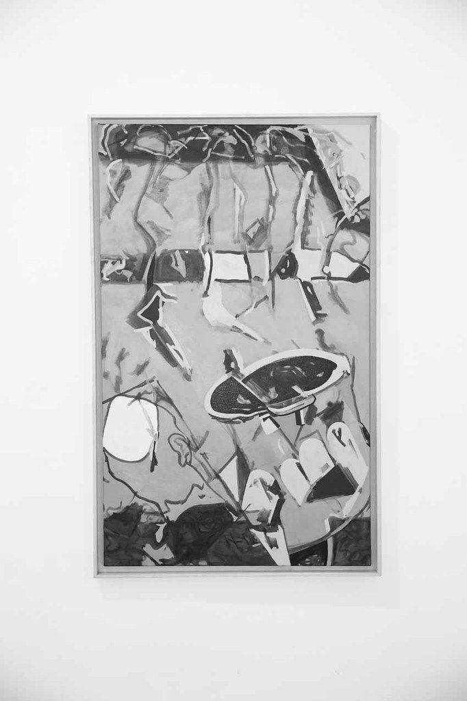 Exposition Trafic d'influence, de Hervé Télémaque & Baptiste Roux