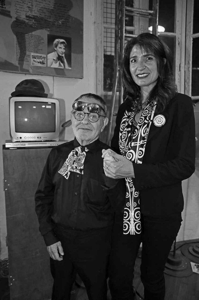 Fernando Arrabal, Tanya Peixoto