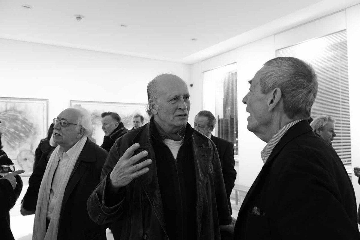 Joan Rabascall, Clemens Rameckers (Ravage), Francis Marshall, Mark Brusse