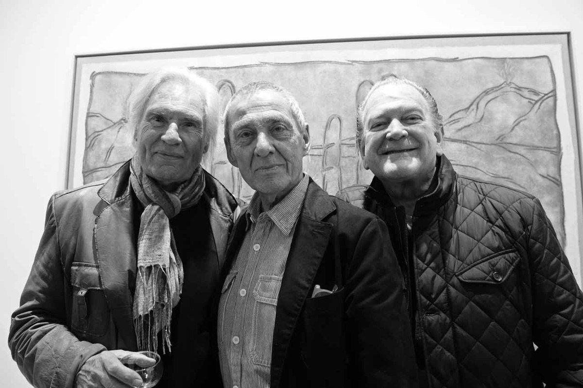 Peter Klasen, Mark Brusse, Erro