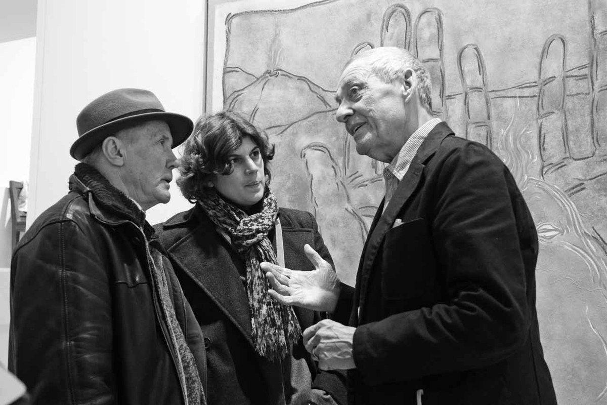 Jean-Luc Parant, Kristell Loquet, Mark Brusse
