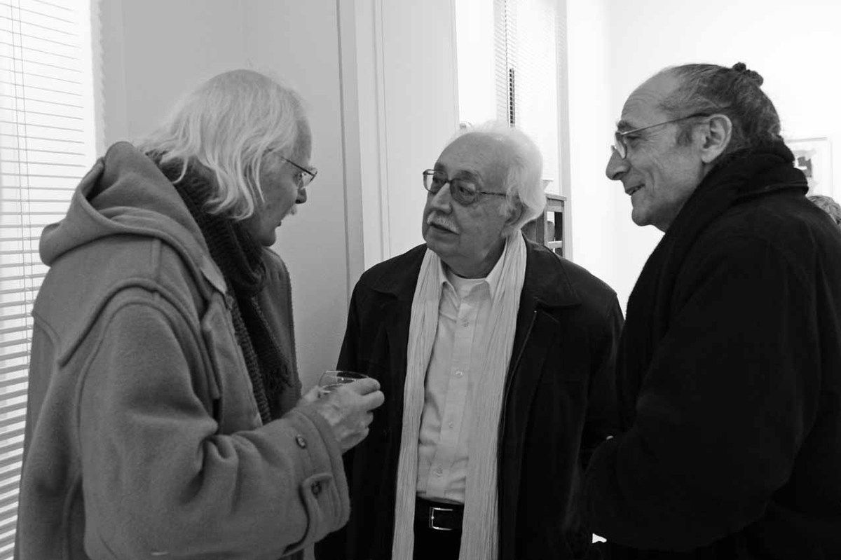 Willem, Joan Rabascall, Antoni Miralda