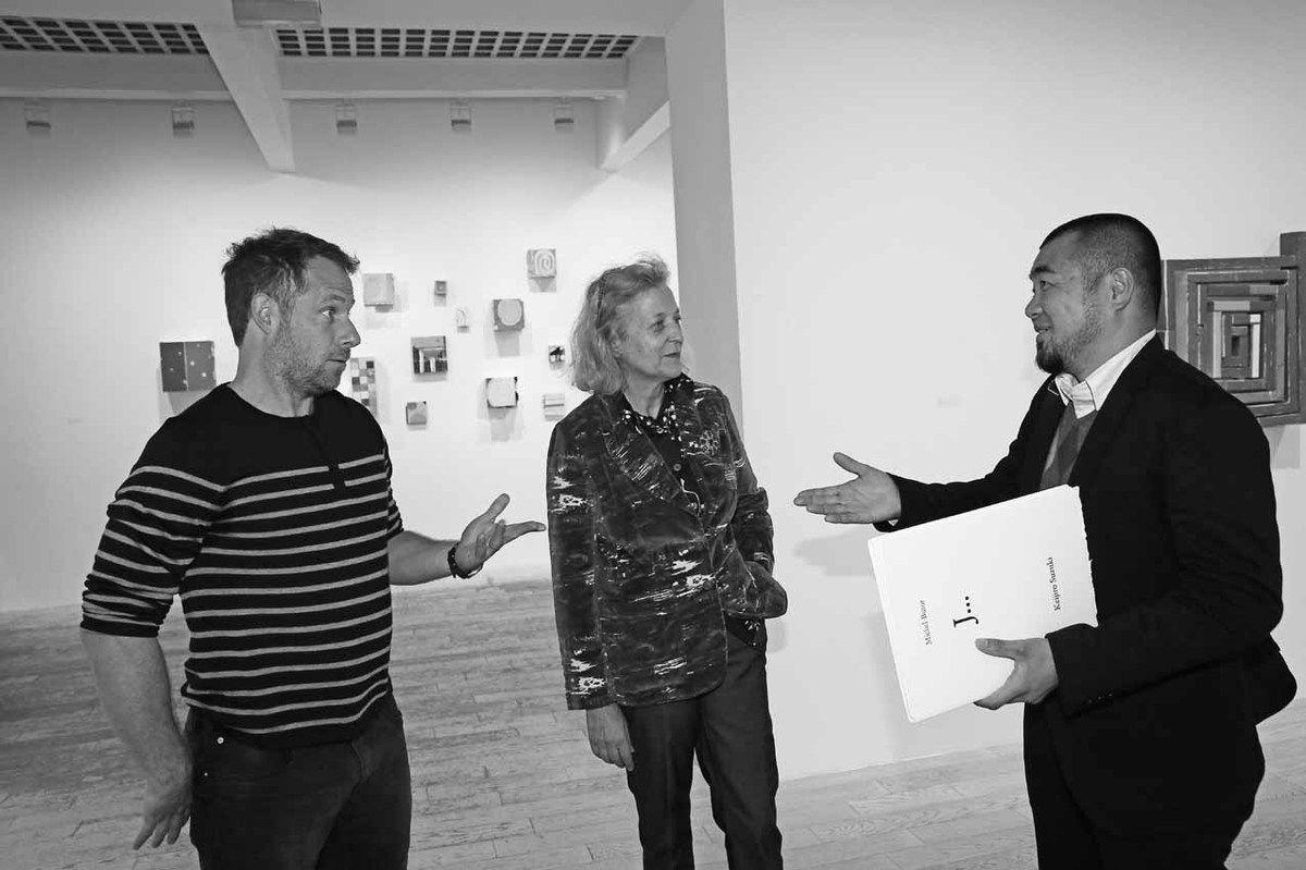 Cordy Ryman, Gwénolée Zürcher, Keijiro Suzuki