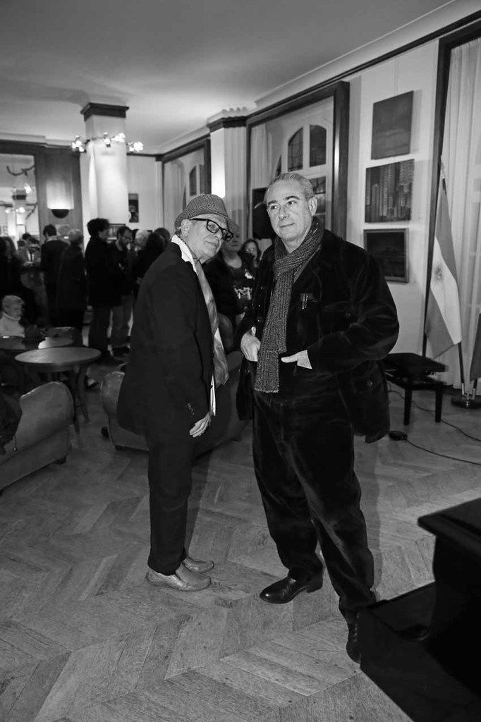 Ricardo Mosner, Pablo Katz