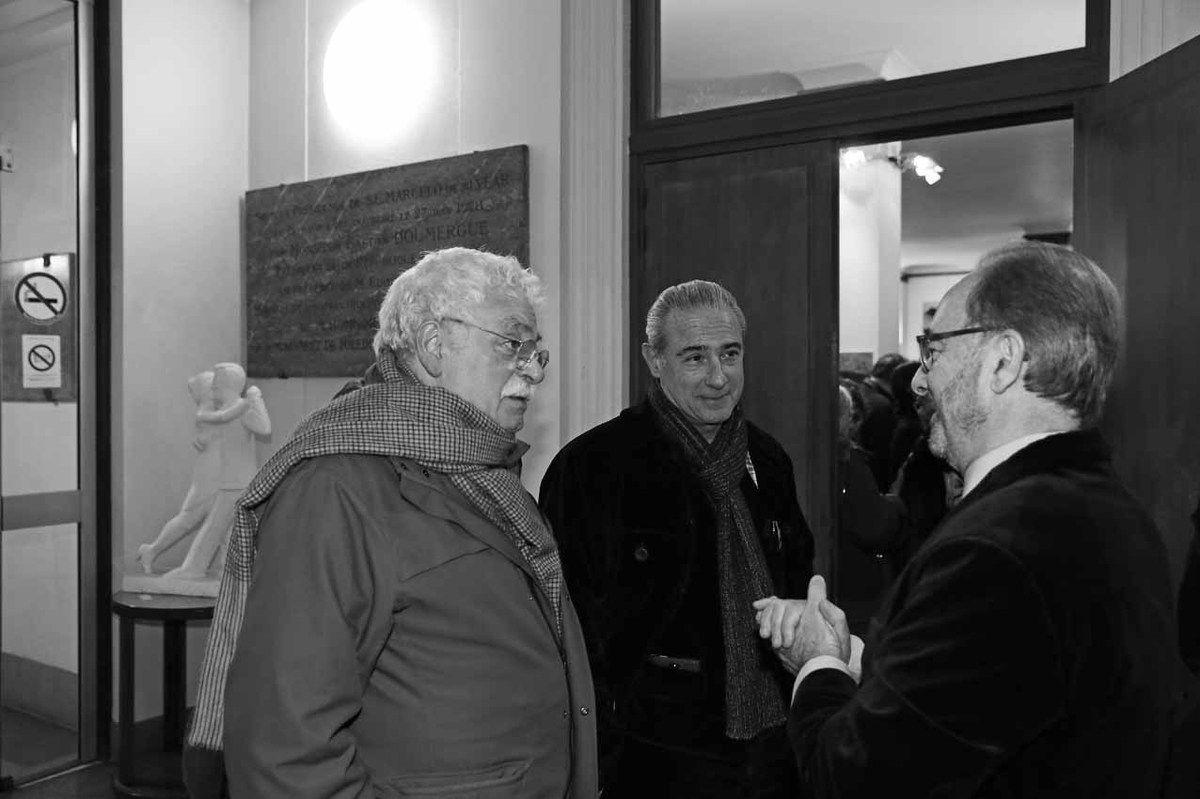 Mario Gurfein, Pablo Katz, Marcelo Balsells