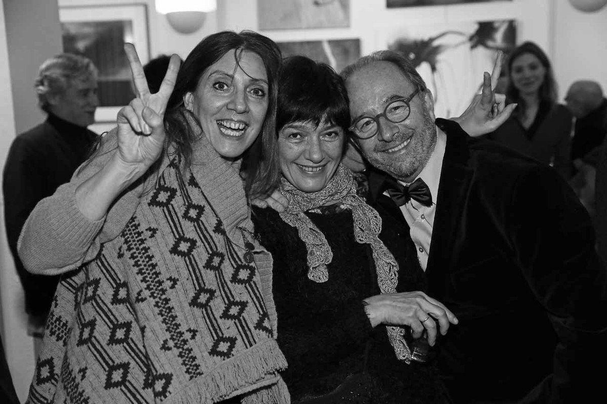 Maria Lagrange, Marcela Gomez, Marcelo Balsells