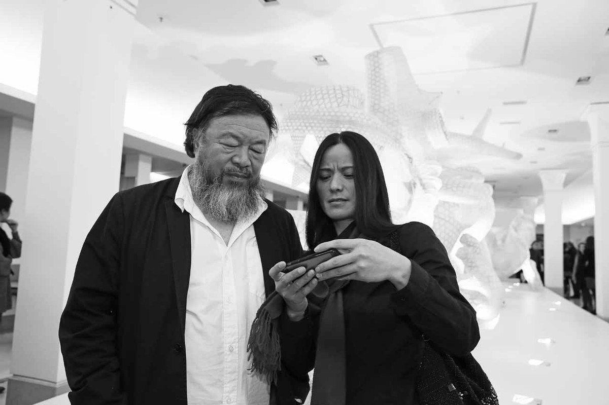 Ai Weiwei, Li Fang