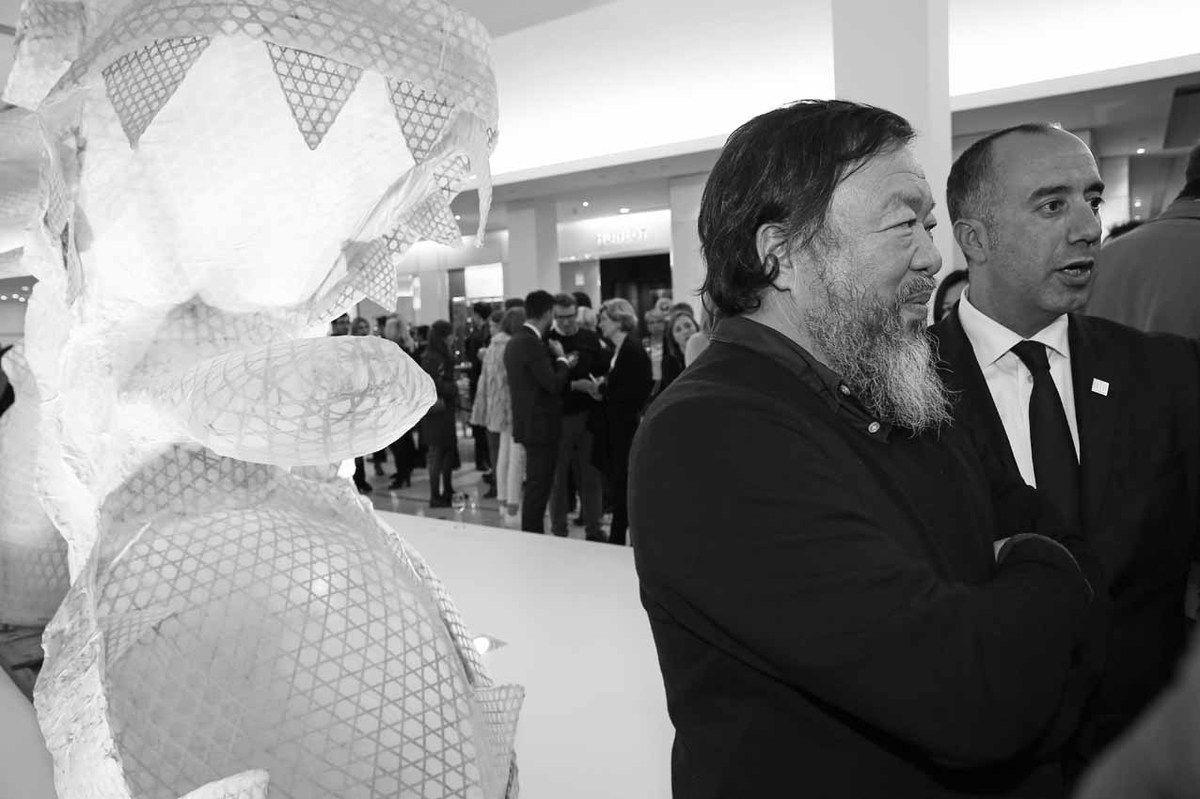 Ai Weiwei, Richard Garrucho
