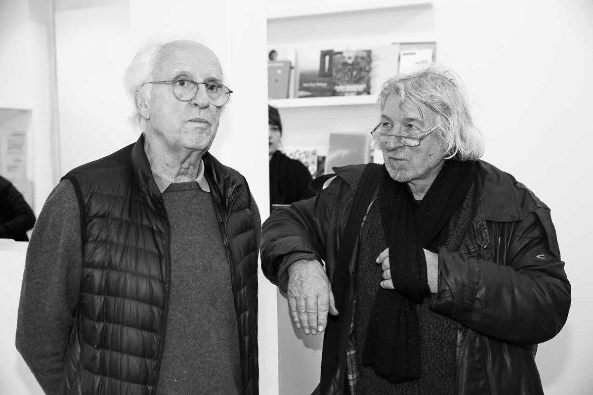 Gérard Fromanger, Jean-Paul Philippe