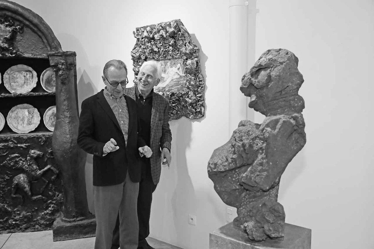 Jean-Hubert Martin, Jean Brolly