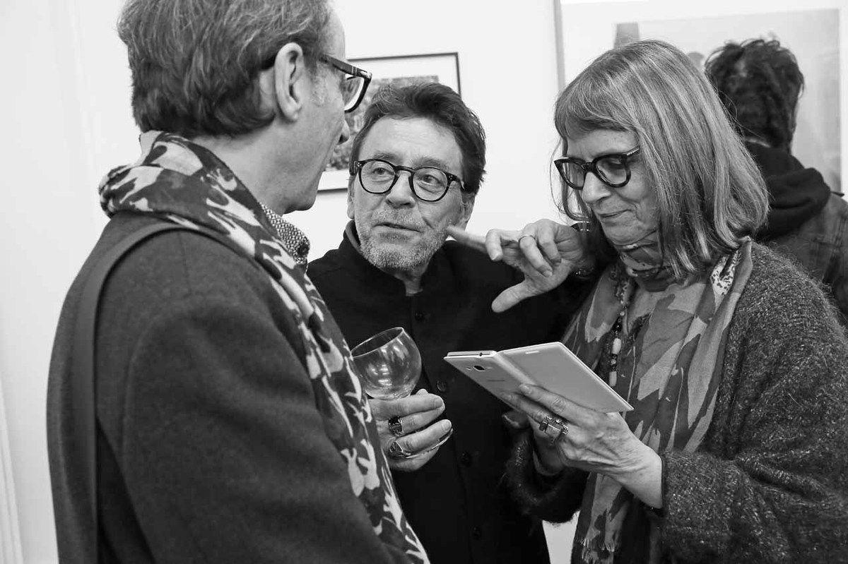 Inconnu, Bernard Crespin, Myriam Bucquoit