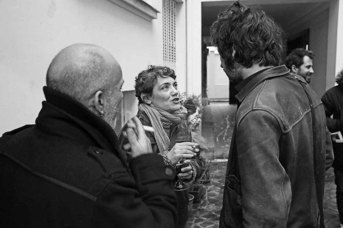 Rosario Minéo, Cristine Guinamand, Orsten Groom, Mathieu Cherkit