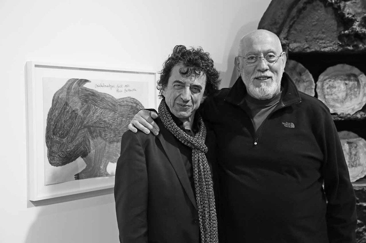 Bernard Chérot, Michel Nedjar