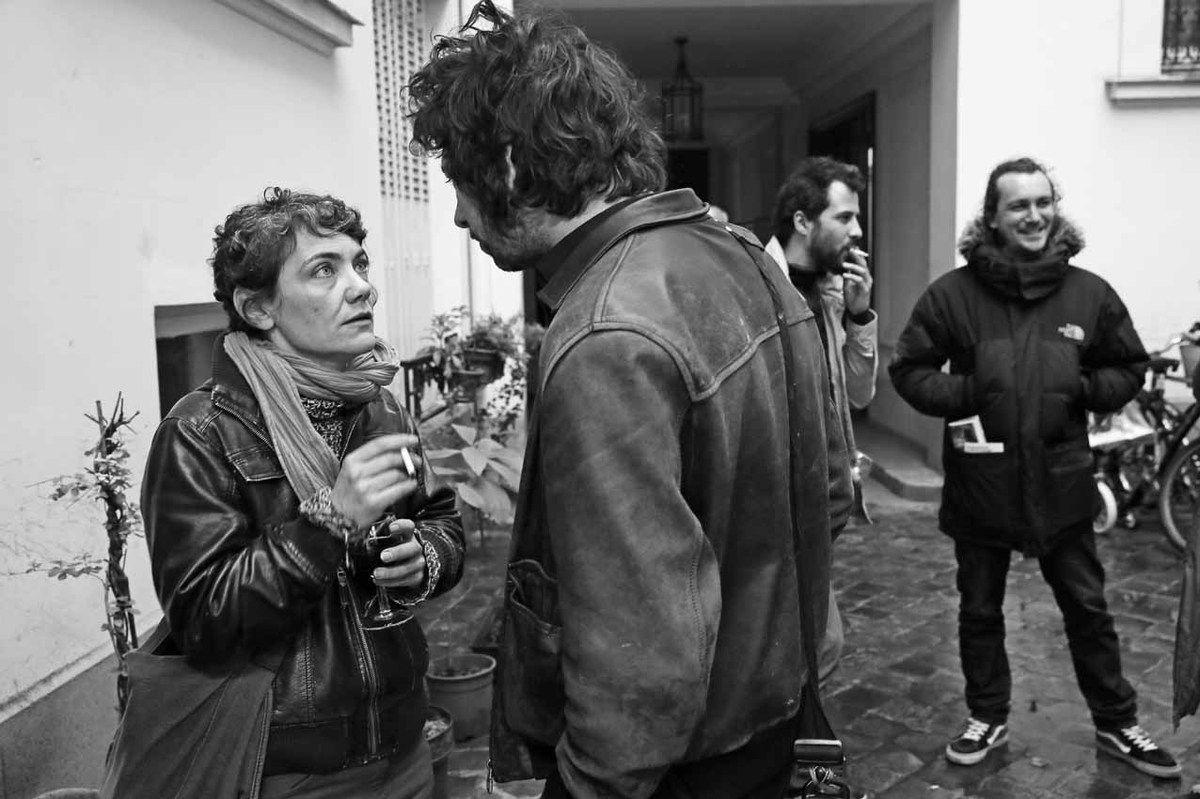 Cristine Guinamand, Orsten Groom, Mathieu Cherkit, Alexandre d'Huy