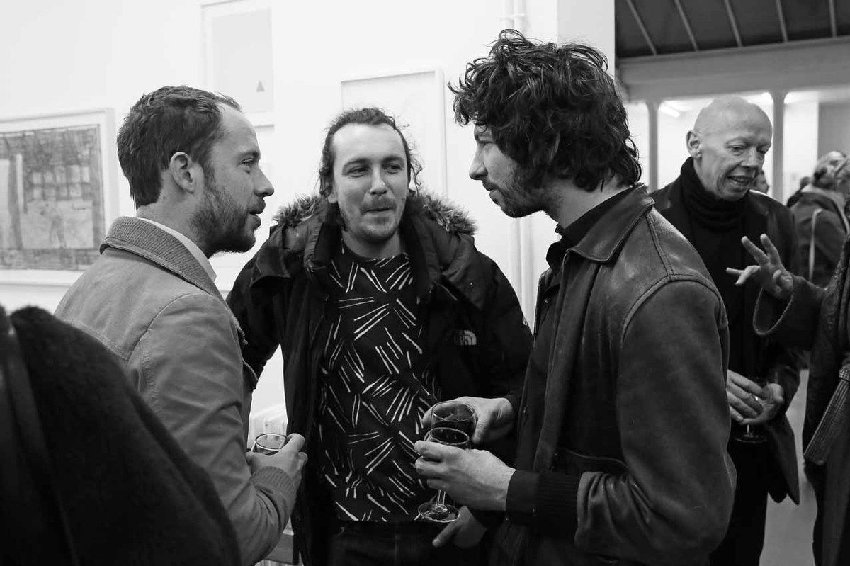 Julien des Monstiers, Alexandre d'Huy, Orsten Groom, Vincent Corpet