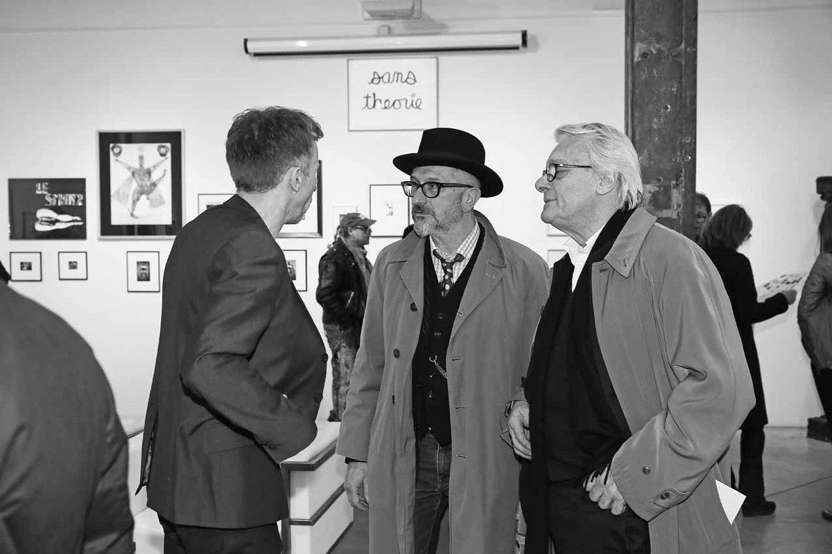 Christian Berst, Philippe Ducat, Jean Mairet