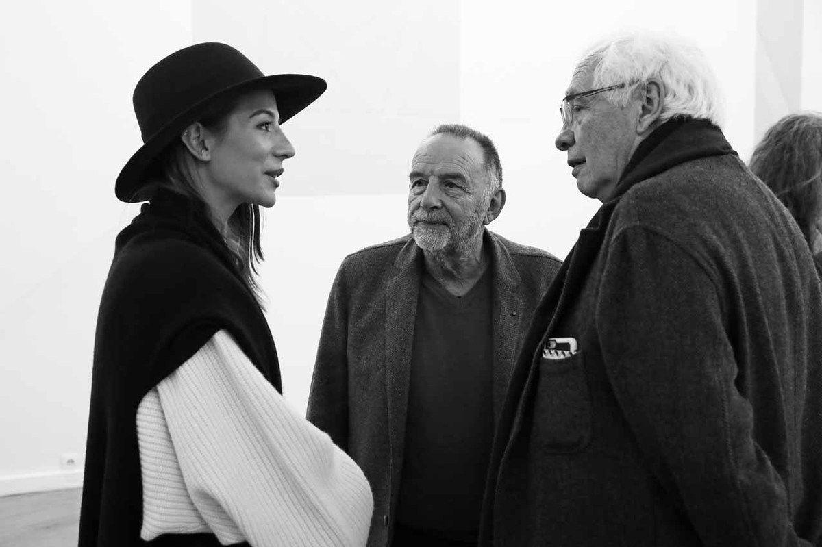 Suela Jane Cennet, Noël Dolla, Bernard Ceysson