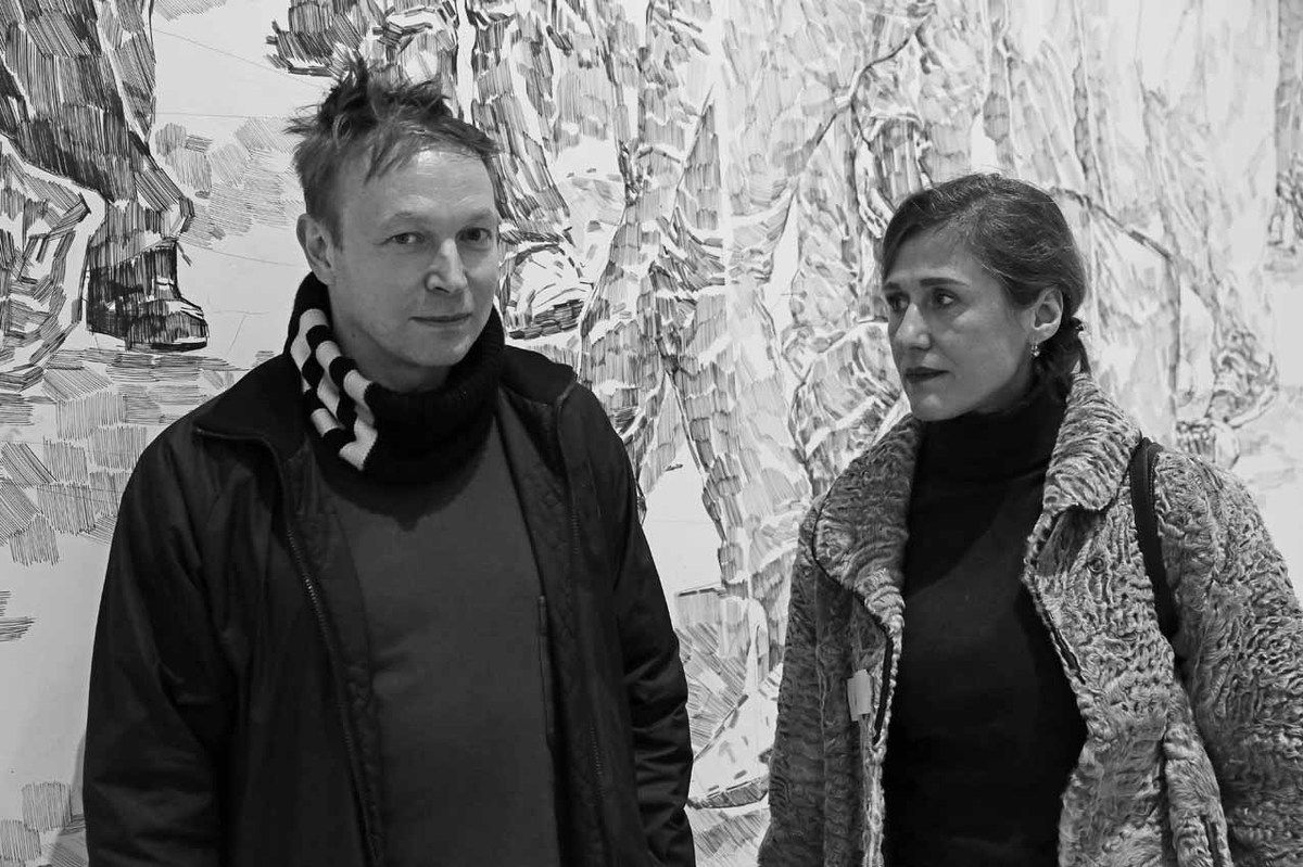 Andreï Molodkin, Nina Kovacheva